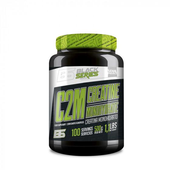 C2M CREATINE MONOHIDRATE 500 G