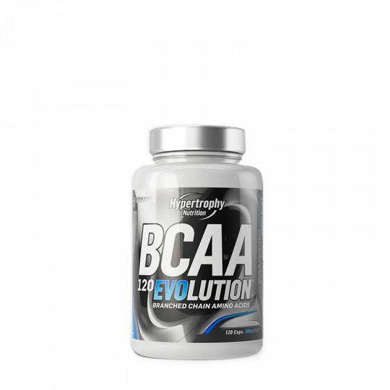 BCAA EVOLUTION 120 CAPS