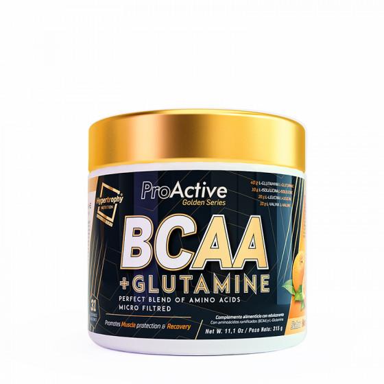 BCAA + GLUTAMINE 315 G
