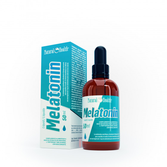MELATONIN LIQUID 50 ML