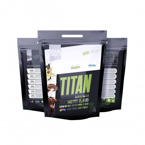 TITAN MASS GAINER 7 KG