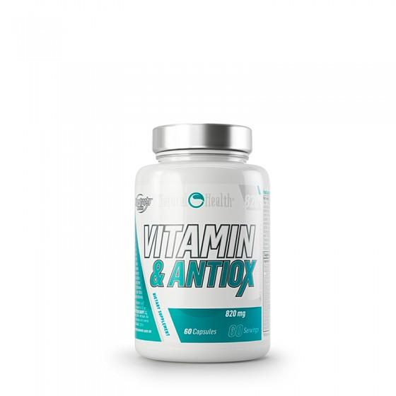 VITAMIN & ANTIOX 60 CAP