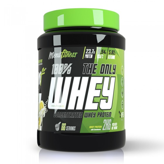 THE ONLY WHEY |...