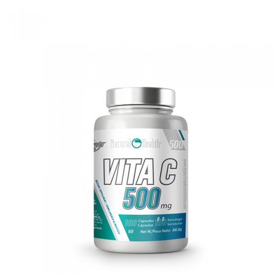 VITA C 500 100 CAP
