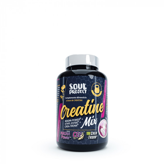 CREATINE MIX 120 CAP